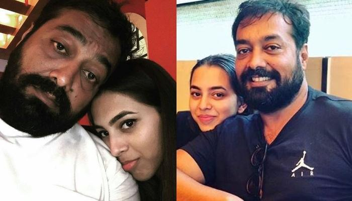 Anurag Kashyap's Daughter Aaliyah Kashyap Wishes Him On His Birthday With Adorable Childhood Picture