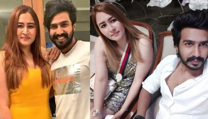Jwala Gutta Gets Engaged To Beau Vishnu Vishal On Her Birthday, Actor Seeks Everyone's Blessings