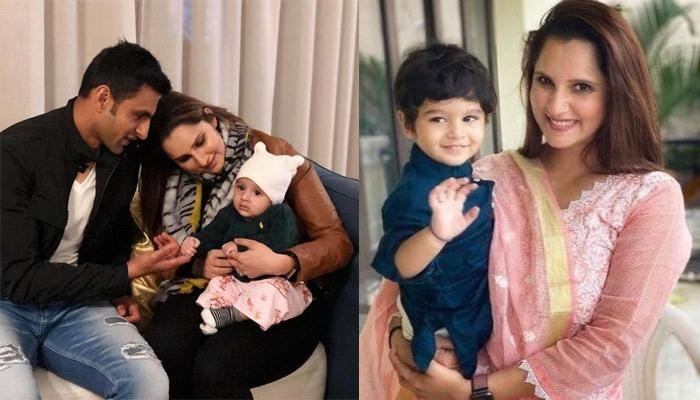 Sania Mirza Shares Stunning Photos With Hubby, Shoaib Malik And Son, Izhaan From Their Time In Dubai