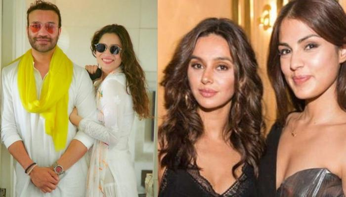 Vicky Jain Shares A Cryptic Post To Support GF, Ankita Lokhande In Her Fight With Shibani Dandekar