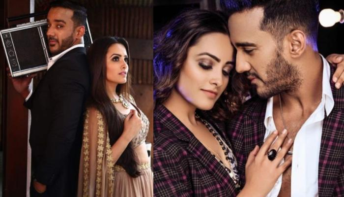 Anita Hassanandani's Love-Filled Picture With Rohit Reddy Gives A Glimpse Of Their Passionate Love