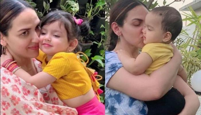 Esha Deol Takhtani Reveals What Kind Of A Mother She Is To Her Daughters, Radhya And Miraya Takhtani
