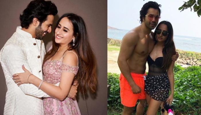 Varun Dhawan Shares A Lovely Picture With Ladylove, Natasha Dalal, Exude Perfect Relationship Goals