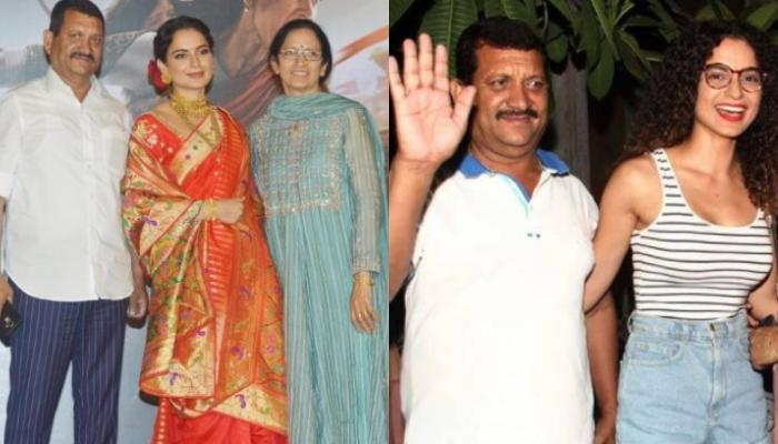Kangana Ranaut's Father Talks About Her Battle For Truth, Says Her Mission Is Same As Lord Krishna's