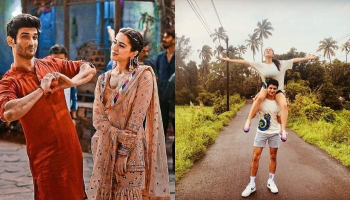 Sara Ali Khan Chills In Goa With Ibrahim While Rhea Chakraborty Names Her For Consuming Drugs