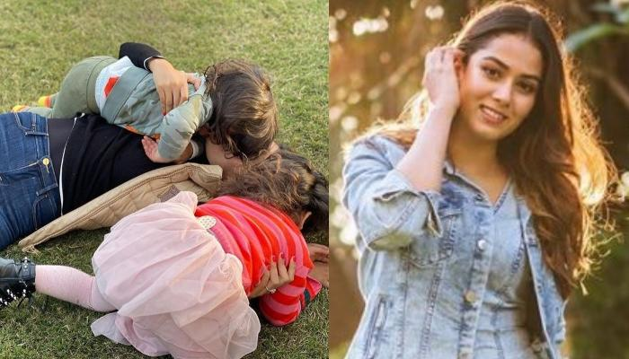 Mira Rajput Kapoor Flaunts Her Life's Motto Of Being 'Not A Regular But Cool Mom' To Misha And Zain