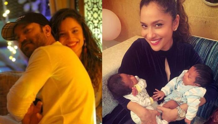 Ankita Lokhande Shares Droolworthy Pictures Of Beau, Vicky Jain's Nephew And Niece, Abeer And Abeera