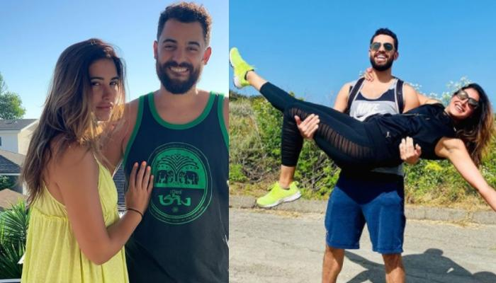 Nargis Fakhri's Beau, Justin Santos Pens A Lovely Note For His 'Perfect Woman', Calls Himself Lucky