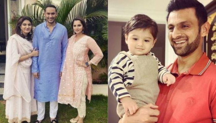 Anam Mirza Finally Shares Family Picture With Di, Sania, Jiju, Shoaib, Pati, Asad And Bhanja, Izhaan