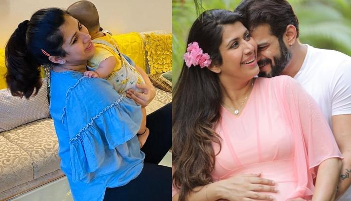 Ankita Bhargava Twins With Baby Girl, Mehr Patel, Reveals The Reason For Not Showing Her Face