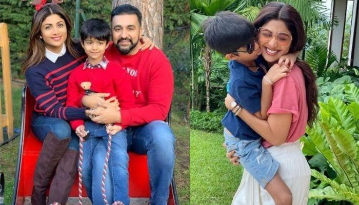 Shilpa Shetty Gives A Tour Of House Made By Her Son, Viaan Raj Kundra As He Explains Every Section