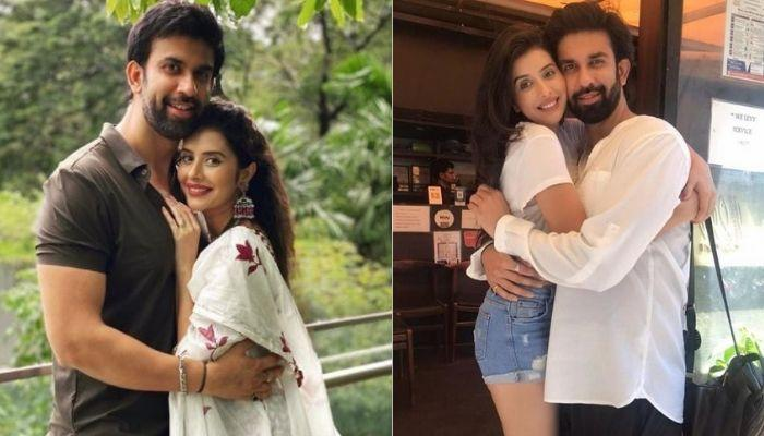 Rajeev Sen And Charu Asopa's PDA Level Goes Soaring High In The Recent Pictures Shared By The Couple