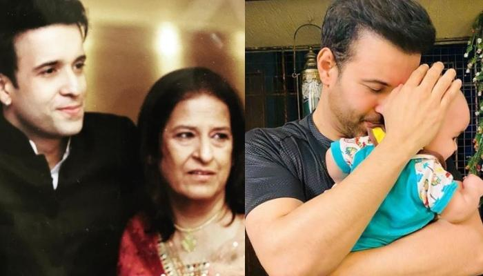 Aamir Ali's Mother Adoring His One-Year-Old Daughter Ayra Ali Speaks Volumes Of A Grandmother's Love