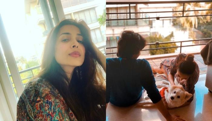 Malaika Arora Misses Her 'Babies' As She Is Quarantined At Home After Testing Positive For COVID-19