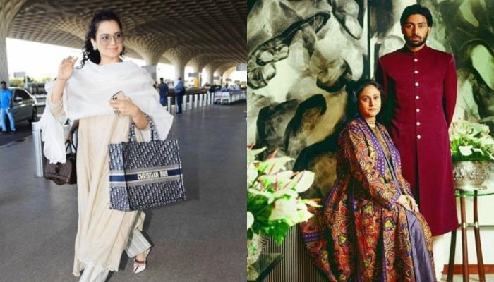 Kangana Ranaut Asks Jaya Bachchan What Would She Say If Abhishek Bachchan Had Hanged Himself