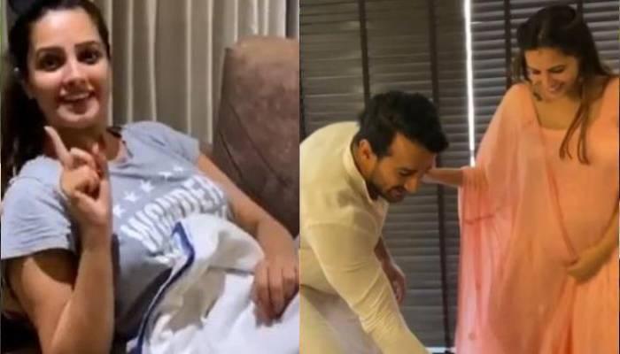 अनिता हस्सनंदनी के घर आया 'नन्हा मेहमान', पति रोहित रेड्डी ने फैंस से करवाया परिचित