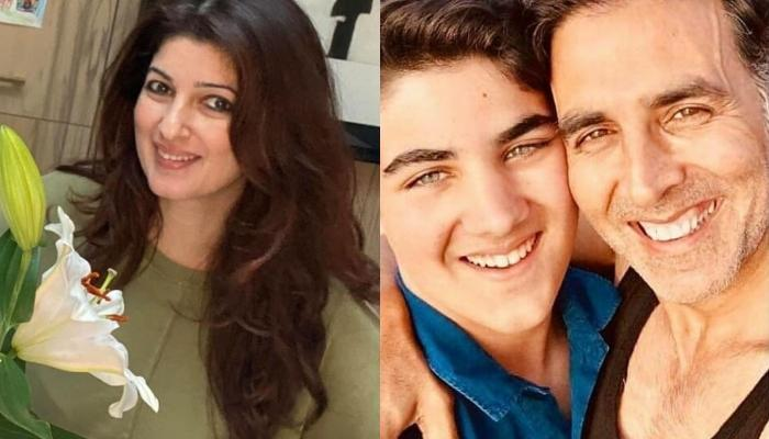 Twinkle Khanna Is Proud Of Her Son, Aarav Kumar As He Celebrates His 18th Birthday