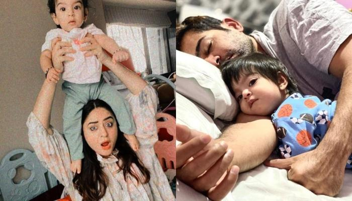 Mahhi Vij Shares Her Little Doll, Tara Jay Bhanushali's Lazy, Lovely Morning With Her 'Nanu' [Video]