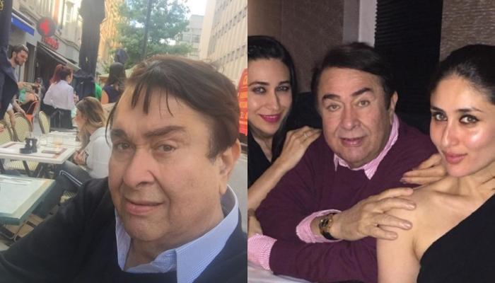 Randhir Kapoor Revealed That His Daughters, Kareena And Karisma Made Him Join Instagram