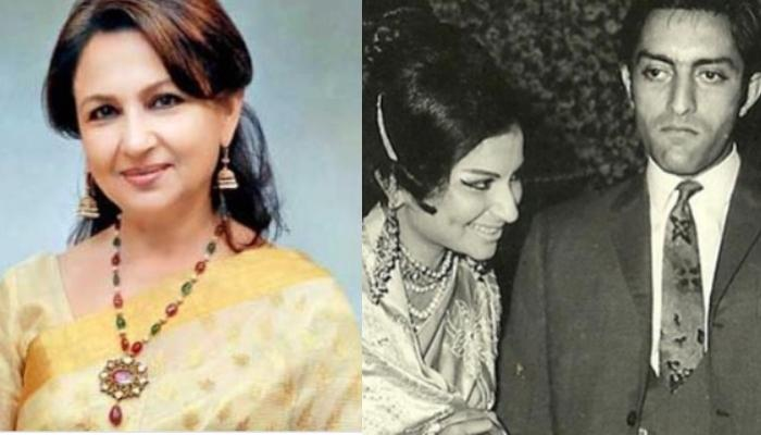 Sharmila Tagore Had Given A Special Condition To Marry Late Cricketer, Mansoor Ali Khan Pataudi