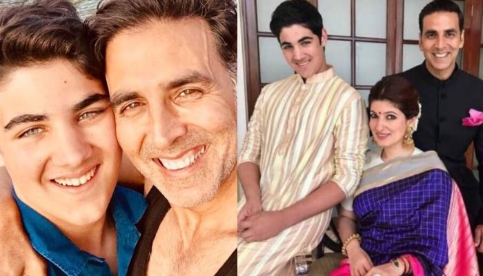 Akshay Kumar Wishes 'Big Boy', Aarav On 18th Birthday With Throwback Photo, Showers Him With Praises