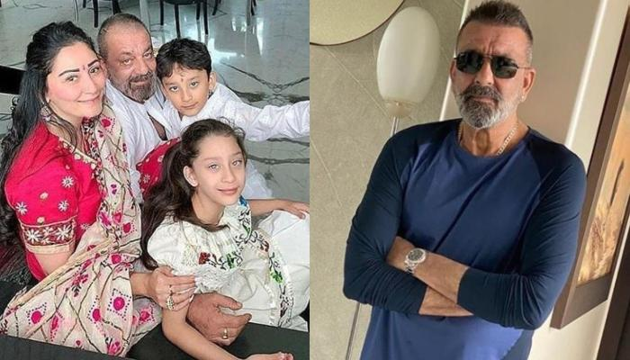 Maanayata Dutt 'Enroutes Life' With Sanjay Dutt, Pens A Note On Facing Fears Amid His Cancer Battle