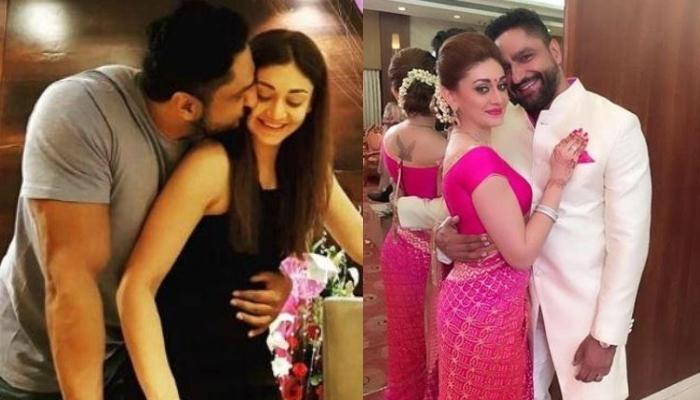 'Naagin 5' Actor, Parag Tyagi Pens A Cute Poem For His Wife, Shefali Jariwala As He Misses Her Badly