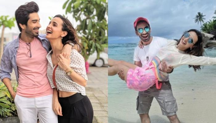 Mohit Sehgal Wishes His Soulmate Sanaya Irani On Her 37th Birthday, Calls Her The Most Precious Gift