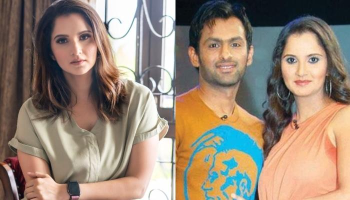 Sania Mirza Shares An In-Love Picture With Hubby, Shoaib Malik As They Reunite After The Lockdown