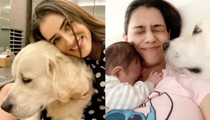 Smriti Khanna Shares An Adorable Video Of Her Furbaby, Lucas As He Turns A Year Older