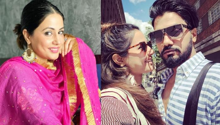 Hina Khan Gets A Pre-Birthday Surprise From Boyfriend Rocky Jaiswal, Says, He Is Simply 'Love'