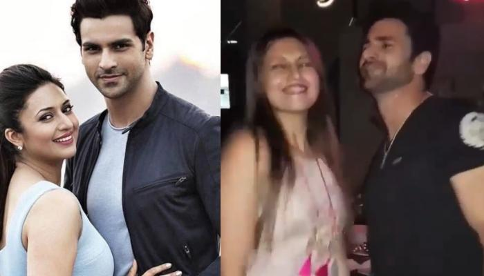 Divyanka Tripathi And Vivek Dahiya Dancing Their Heart Out Is The Perfect Example Of Couple Goals