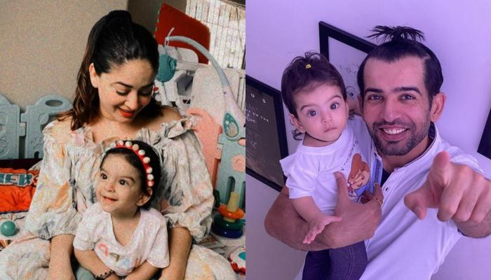 Jay Bhanushali And Mahhi Vij 'Kidnap' Their Little Tara, And Take Her To A Surprise Vacation In Goa