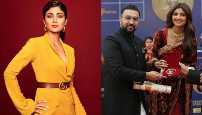 Shilpa Shetty Finally Breaks Silence Over Gold Scam Allegations Made On Her And Hubby, Raj Kundra