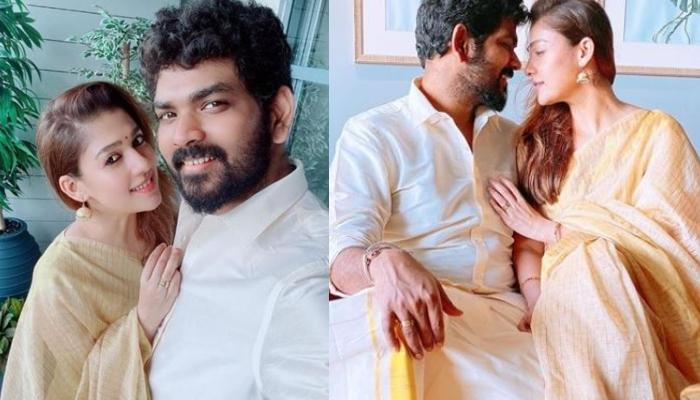 Vignesh Shivan Celebrates His 35th Birthday With Girlfriend, Nayanthara In Goa, Shares Cosy Picture