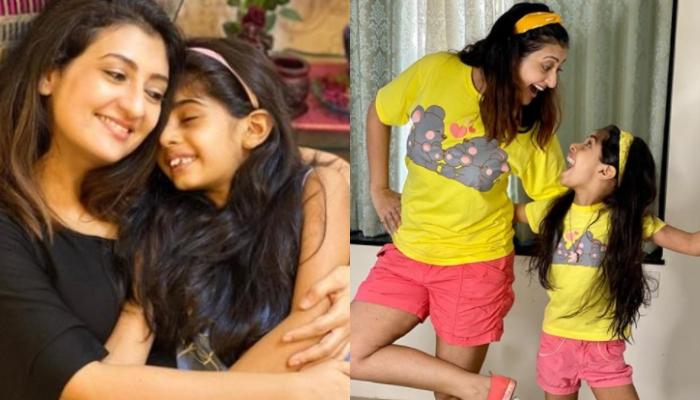 Juhi Parmar Talks About Daughter, Samairra's Role Reversal, Feels Blessed To Get Her Infinite Love