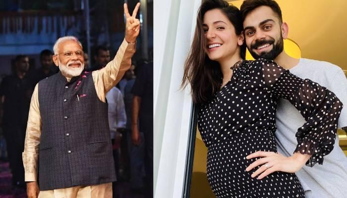 PM मोदी ने विराट कोहली व अनुष्का शर्मा को दी बधाई, लिखा- 'आप बेहतरीन पैरेंट्स बनेंगे...'