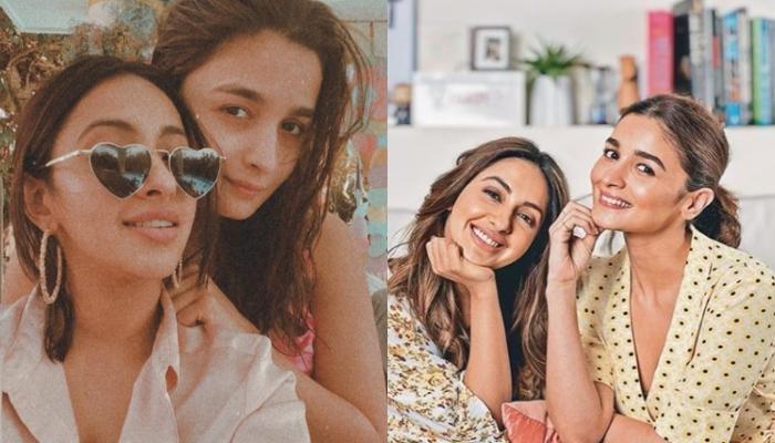 Alia Bhatt Shares An Unseen Childhood Picture To Wish Bestie, Akansha Ranjan Kapoor On Birthday