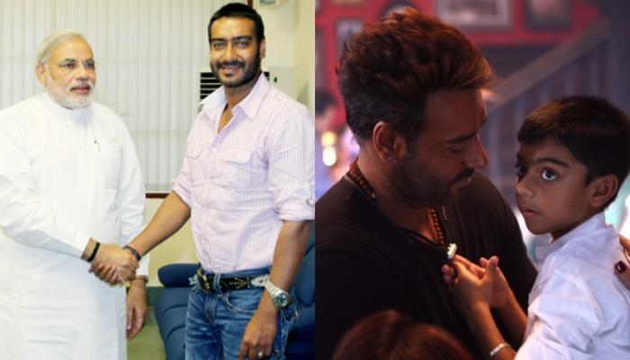 PM Narendra Modi Is Impressed With How Ajay Devgn's Son, Yug Devgan Celebrated His Birthday