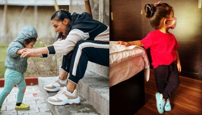 Neha Dhupia Reveals Her Wedding Advice For Daughter, Mehr Dhupia Bedi And It's Simply 'WOW'