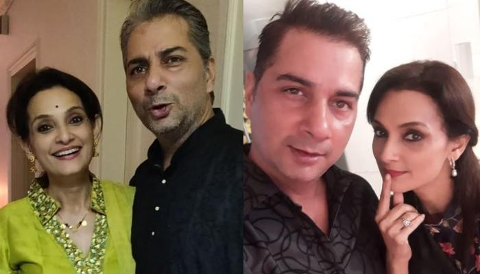 Varun Badola's Wife-Actress, Rajeshwari Sachdev Tests COVID-19 Positive, Actor Halts His Shooting