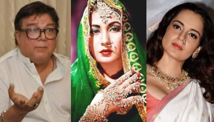 Actress Meena Kumari's Step-Son, Tajdar Amrohi Says 'Stupid Kangana Ranaut Gave My Family A Trauma'
