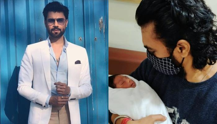 Gaurav Chopraa Shares The First-Ever Picture Of His Baby Boy With His Fans, Reveals His Name