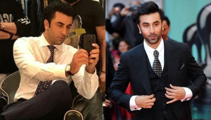 Ranbir Kapoor's WhatsApp DP Has A Special Picture Of The Most Important People In His Life
