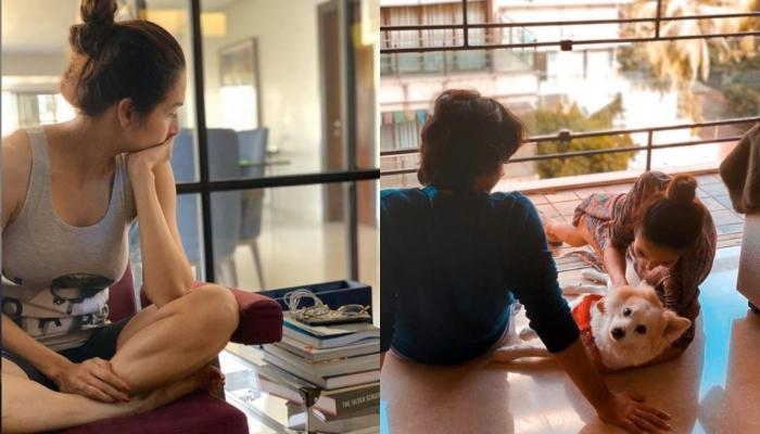 Malaika Arora Reveals How She Talked To Her Son, Arhaan In Quarantine, Says It Was Challenging