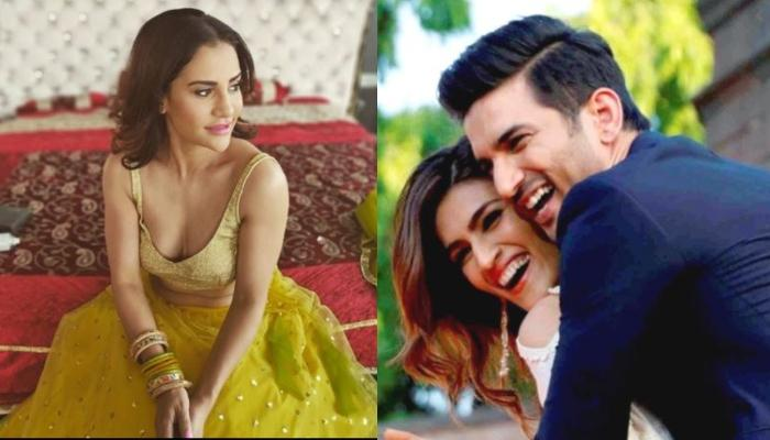 Lizaa Malik Says Sushant Singh Rajput And Kriti Sanon Were Dating, Shares Incident From Their Party