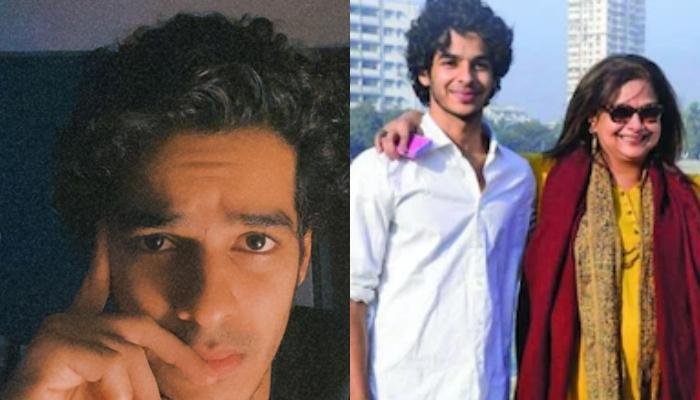Ishaan Khatter Cries After Watching His Mom, Neliima Azeem In 'Dolly Kitty Or Woh Chamakte Sitare'