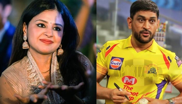 Sakshi Dhoni Cheers For Her Hubby, MS Dhoni As He Makes A Winning Comeback In IPL 2020