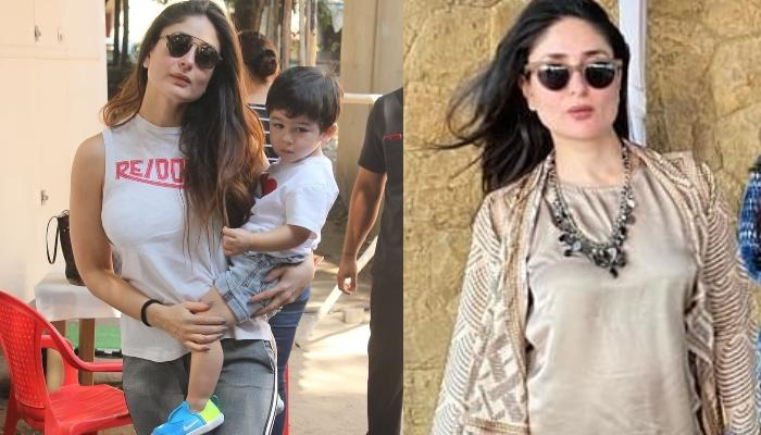 Kareena Kapoor Khan Exudes Pregnancy Glow In An All-White  Ensemble Ahead Of Her 40th Birthday