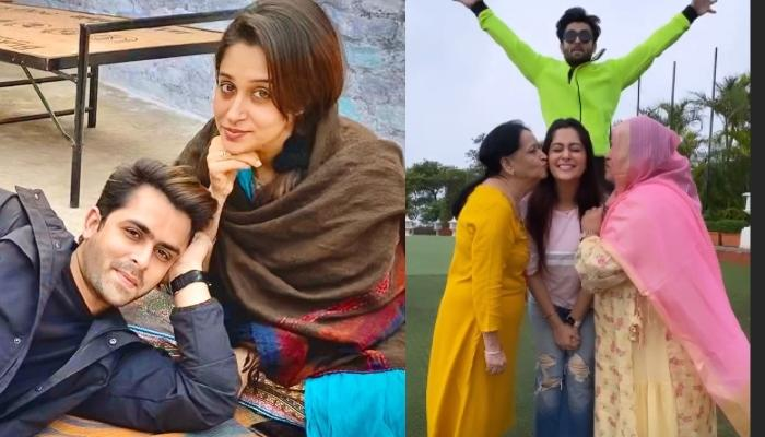 Shoaib Ibrahim And Dipika Are Vacationing With Their In-Laws, Click A Fun Picture With Their Mothers